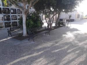 Reabre el cementerio municipal de Almoradí con mejoras en sus instalaciones