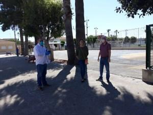 Educación pondrá en marcha el aula de 2 años del Colegio de San Bartolomé