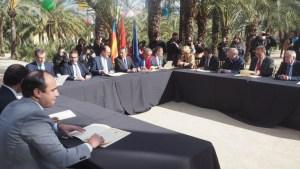 El Ayuntamiento de Orihuela recibe la Medalla de Oro de CIHAR 2019 por su difusión del legado andalusí
