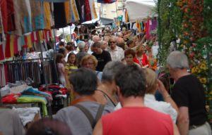 Almoradí abre su Mercado Semanal