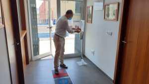 Reabren al público los Centros Cívicos Municipales tras el estado de alarma por la crisis sanitaria por la Covid-19
