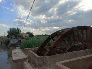Orihuela saca a licitación las obras de consolidación y rehabilitación de las Norias Gemelas