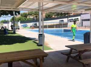 Redován abre la piscina municipal al 75% de su aforo y con horario partido
