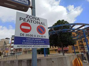 """Carolina Gracia: """"Si se mantiene la peatonalización todo el verano va a hacer mucho daño al comercio local"""""""