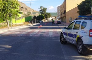 La primera semana de junio deja más de medio centenar de actuaciones de la Policía Local de Callosa