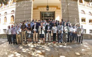 La Diputación constituye la Mesa del Agua con la ausencia de los representantes del Gobierno Central