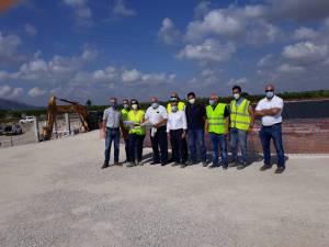 El Consell afirma que ya ha ejecutado el 70 % de las obras de reconstrucción de los daños causados por la DANA en las infraestructuras agrarias de la Vega Baja