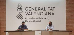 La Generalitat explica la planificación del próximo curso escolar