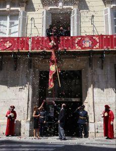 El Ayuntamiento de Orihuela conmemora con un acto institucional el 778 aniversario de la Reconquista de la ciudad