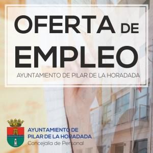 El Ayuntamiento de Pilar de la Horadada ofrece 3 puestos de trabajo durante 6 meses para desempleados de al menos 30 años