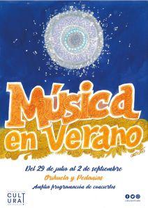 """Cultura presenta """"Música en Verano"""", conciertos en la calle en los que participarán bandas y asociaciones musicales del municipio de Orihuela"""