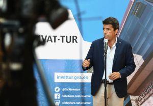 Carlos Mazón insta a Fernando Simón a que se calle y no perjudique más al sector turístico