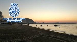 La Policía Nacional desarticula parte de una organización criminal dedicada al tráfico ilegal y a la inmigración clandestina de personas desde el norte de África