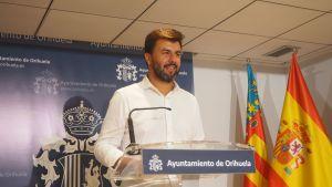 La Junta de Gobierno Local de Orihuela aprueba diferentes licencias de Urbanismo