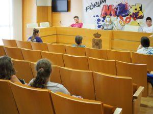 Una decena de jóvenes participan en el segundo Fórum Joven de Mancomunidad Bajo Segura en Daya Vieja