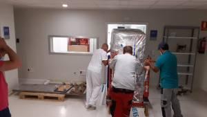 El Hospital Universitario de Torrevieja incorpora un TAC de 128 cortes al servicio de Radiodiagnóstico