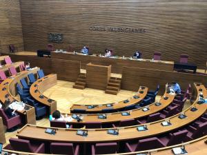 El Alcalde de Callosa exige mejoras en las infraestructuras de la ciudad ante las Cortes Valencianas