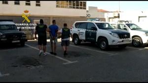 """La Guardia Civil detiene a un hombre que pasó en Torrevieja cuatro días de """"vacaciones delictivas"""""""