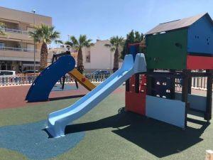 Rojales y Benejúzar cierran sus parques infantiles