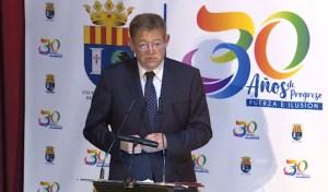 Ximo Puig anuncia que la Generalitat destinará 500.000 euros para que los ayuntamientos de la Vega Baja contraten a técnicos que elaboren sus planes de emergencias