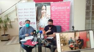Cámara Orihuela prepara el inicio del curso con formación presencial y online para jóvenes y pymes