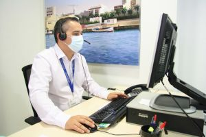 El Hospital Universitario de Torrevieja refuerza sus líneas telefónicas para pedir cita previa en los centros de salud