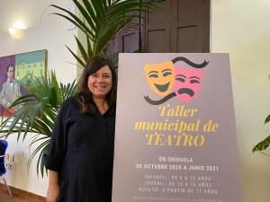 Cultura Orihuela pone en marcha el taller municipal de teatro en el Teatro Circo