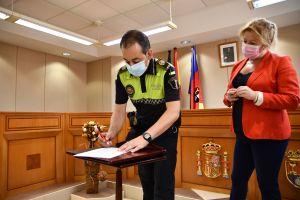 La Policía Local de Albatera da la bienvenida a un nuevo oficial