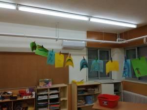 San Fulgencio instala aparatos de aire acondicionado en las aulas del CEIP José María Manresa Navarro