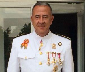 El torrevejense Armando Bernabeu Andreu, nuevo director de la Unidad de Música de la Guardia Real de Madrid