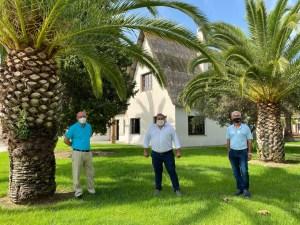 La UMH asesorá al Ayuntamiento de Orihuela en su gestión de jardinería en las zonas verdes urbanas