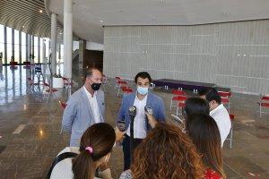 Dolón y Bascuñana muestran su rechazo a la forma de proceder del Consell con la reversión del Hospital de Torrevieja