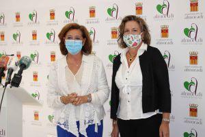 El Colegio de Enfermería de Alicante imparte formación para la prevención de la Covid-19 en los centros educativos de Almoradí