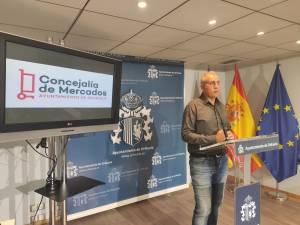 La Concejalía de Mercados instaura un modelo rotacional de puestos en mercados y mercadillos del término municipal de Orihuela