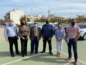 Arranca la XXV Feria del Automóvil de Almoradí con más de 400 coches en exposición