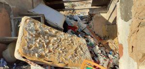 Podemos Callosa de Segura denuncia la dejadez de los barrios por parte del Ayuntamiento