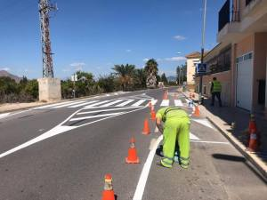 Almoradí trabaja en mejorar la Seguridad Vial