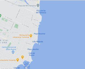 Interceptan una patera con nueve personas a bordo en la costa de Pilar de la Horadada