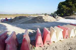 La Conselleria de Obras Públicas mejora el acceso a las urbanizaciones de San Fulgencio por la CV-860