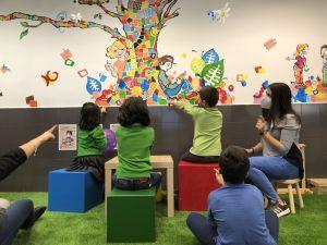 El colegio de Hurchillo inaugura un aula de inteligencias múltiples