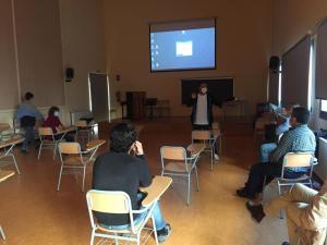 AlmoradiEduca, la app municipal diseñada para facilitar la comunicación entre centros educativos y familias