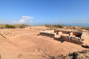 Nuevos hallazgos en la excavación del Moncayo en Guardamar del Segura