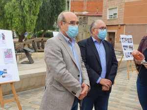 Toni Such anuncia en Rojales la apertura del segundo plan de fondos Feder para conservar y recuperar el patrimonio histórico
