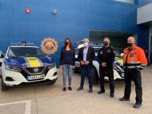 La Policía Local de Pilar de la Horadada estrena dos nuevos vehículos