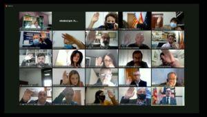 El Pleno rechaza la moción de Vox para cambiar el nombre a la calle País Valenciano por el de Blas de Lezo