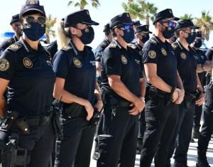 La Policía Local de Orihuela obtiene el premio 'Lápiz Escuela Pública'