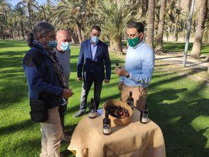 Orihuela produce aceite del oliva virgen extra del Palmeral