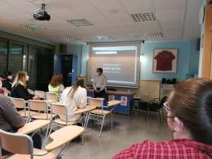 El Colegio Público de Hurchillo participa en el Foro Mundial de los Futuros de la Educación