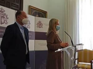 Bravo espera que la licitación de las obras de ampliación del Palacio de Justicia de Orihuela se produzca a mediados de 2022