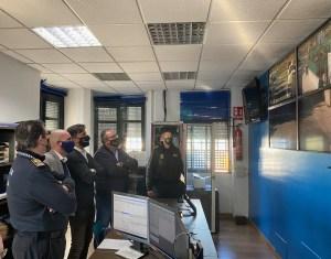 Instalan cámaras de videovigilancia en el polígono Industrial Puente Alto para mejorar la seguridad